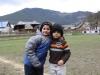 Boys from Bread of Life Orphanage Brosteni Romania