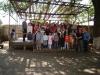 BOL children visiting Suceava fortress