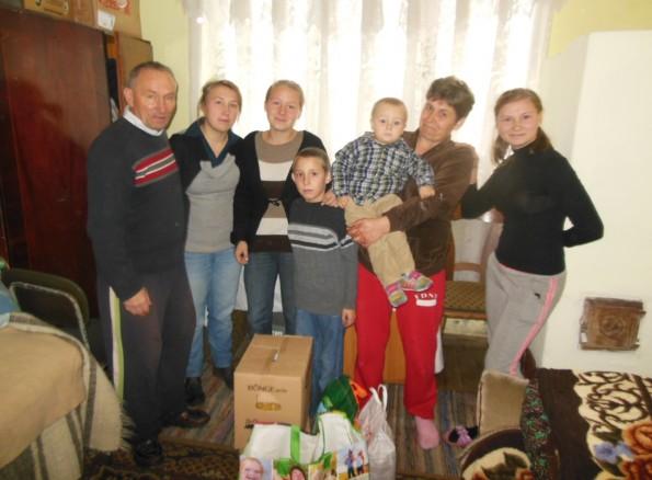 FAMILIA HARABULA DANA-