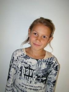 ILIE NICOLETA-9 ani - in 2013